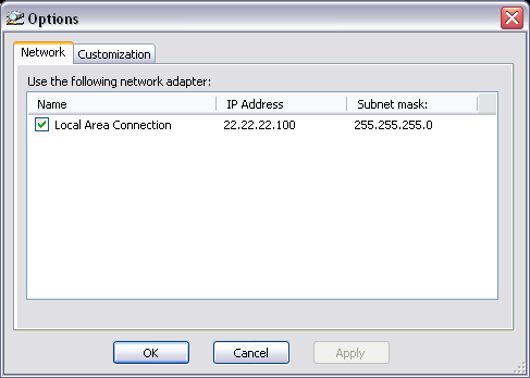 Cannot find device in Device Installer search – Grid Connect